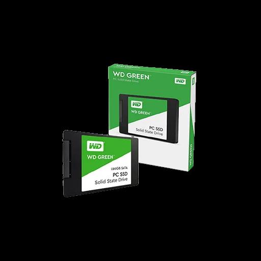 Ổ cứng SSD Western Digital SSD WD Green 120GB 2.5 SATA 3 - WDS120G2G0A
