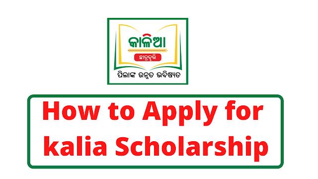 kalia Scholarship