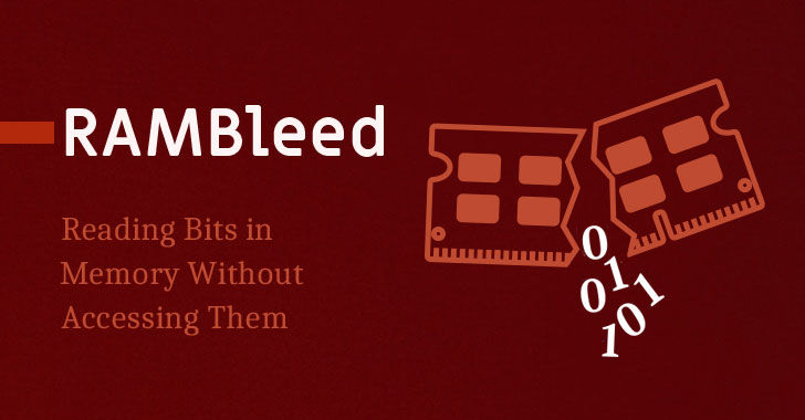 RAMBleed Attack – Flip Bits to Steal Sensitive Data from Computer Memory