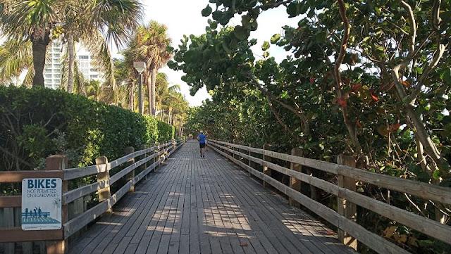 passeggiata lungomare miami beach
