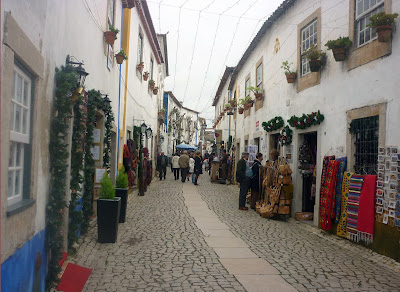 New Year Atmosphere in Óbidos by Igor L.