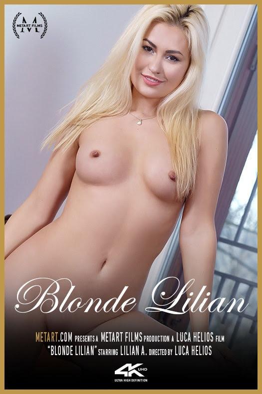 [Met-Art] Lilian A - Blonde Lilian - Girlsdelta