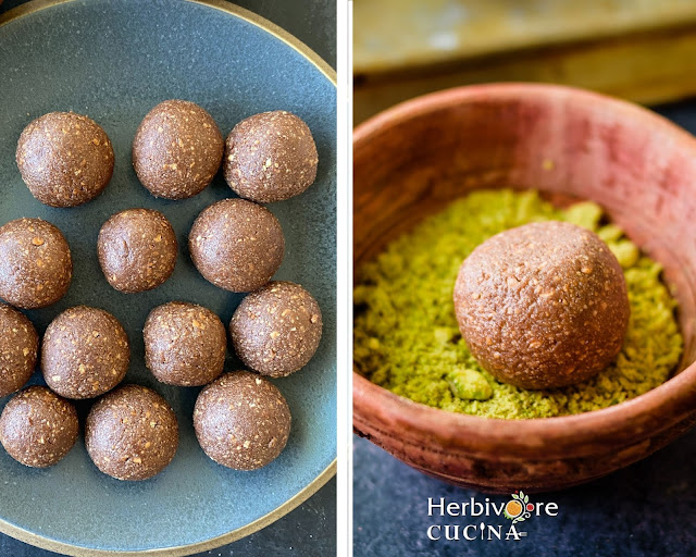 Steps for Easy Marie Chocolate Truffles-5