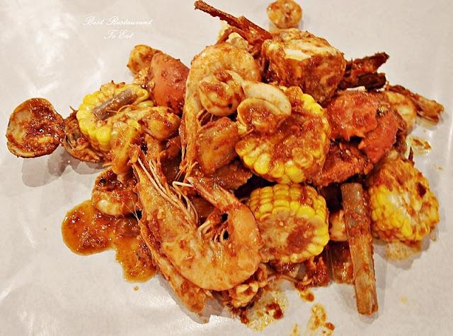 Kai's Plato Seafood Restaurant Sambal Cili Sauce