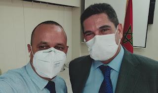 """وزارة أمزازي تحصي الراغبين في التلقيح ضد """"كوفيد"""" والأخضر أول المُطعَّمين"""