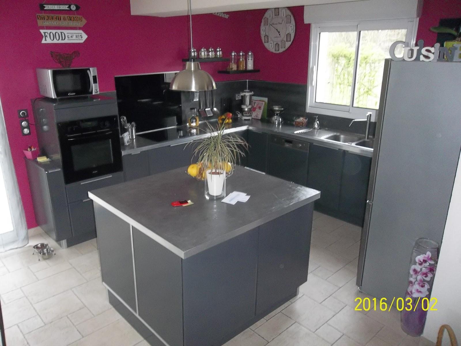 Relooker entièrement sa cuisine pour un résultat design!!!! et un ...