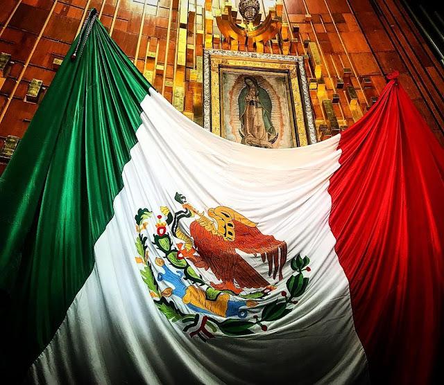 Entrevista a  @Chico Sánchez  en el canal  @Enigmas 360 grados  sobre los símbolos presentes en el lienzo de Nuestra Señora de Guadalupe y en los vestuarios de los danzantes que peregrinan cada año a su Basílica en el Cerro del Tepeyac de la Ciudad de México.