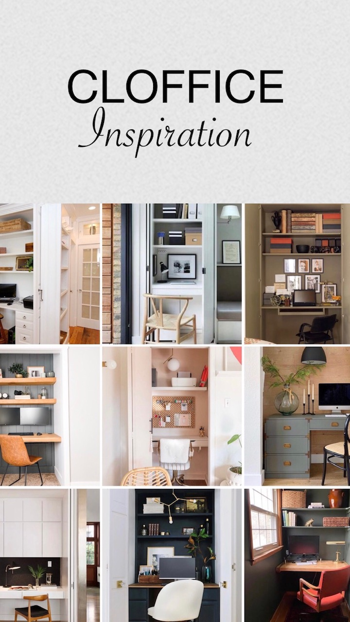 cloffice inspiration