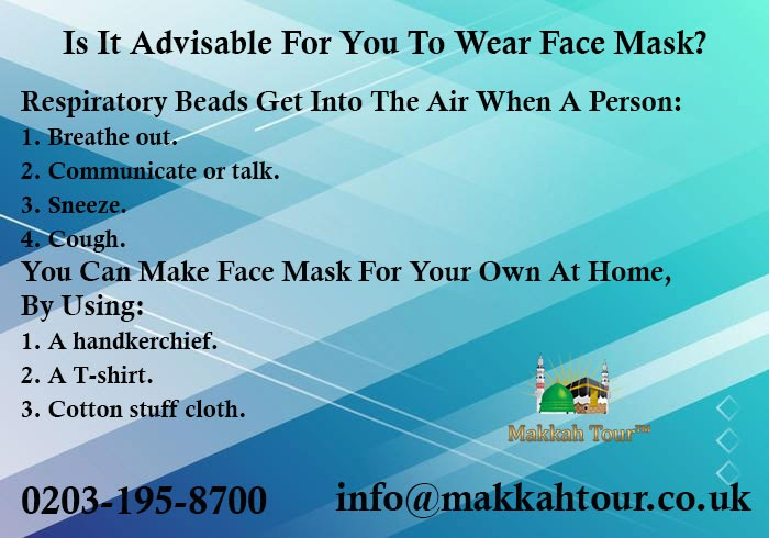 Is It Advisable For You To Wear Face Mask?