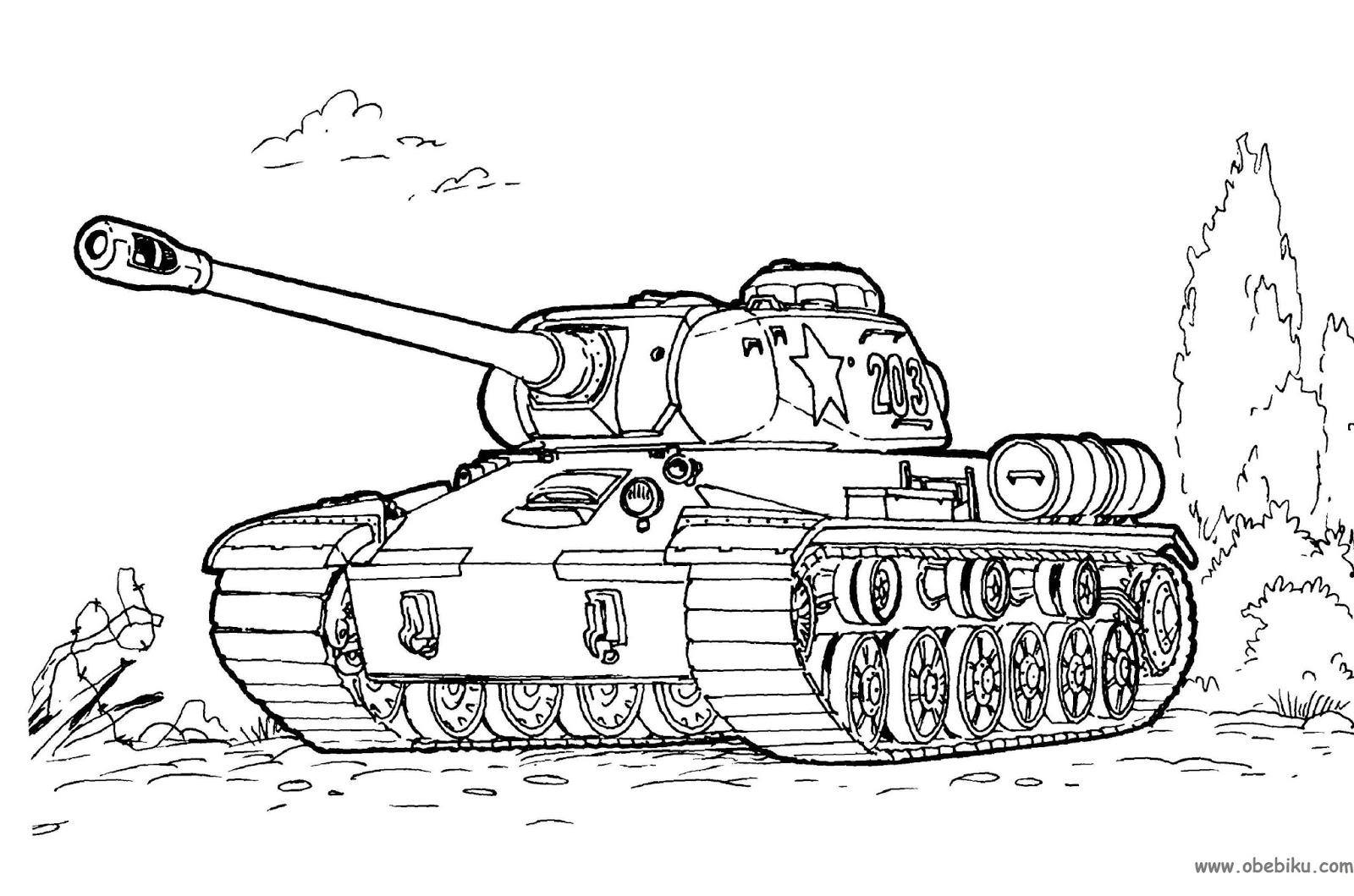 Koleksi Mewarnai Gambar Kapal Perang