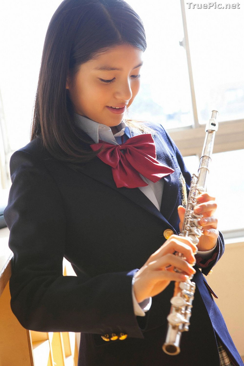 Image [YS Web] Vol.506 - Japanese Actress and Singer - Umika Kawashima - TruePic.net - Picture-4