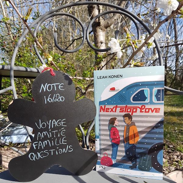 Next Stop Love de Leah Konen