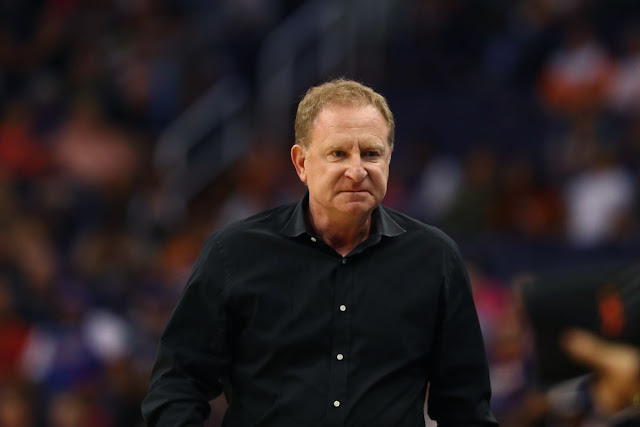 Robert Sarver Bantah Laporan Minat Menjual Suns