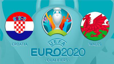 مشاهدة مباراة كرواتيا وويلز بث مباشر اليوم 13-10-2019 في تصفيات اليورو 2020