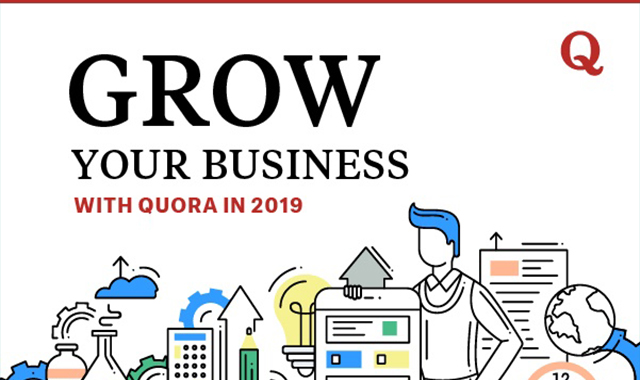 Grow Your Business Why Quora in 2019 #infographic