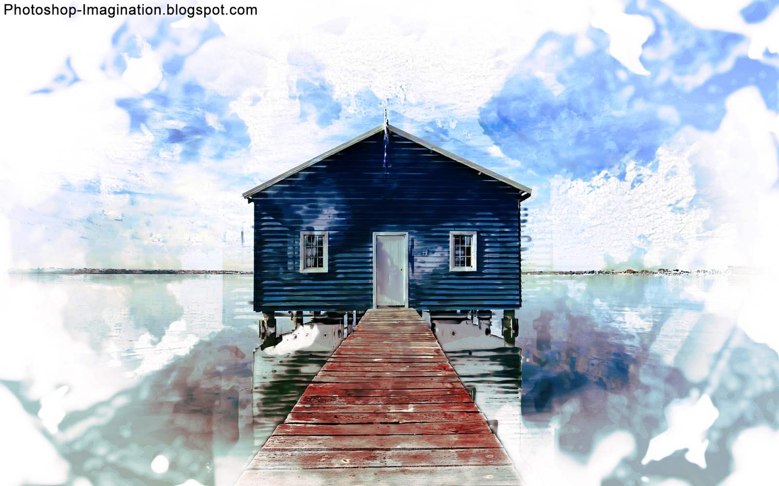 Watercolour photoshop action free download photoshop for Watercolor painting templates free