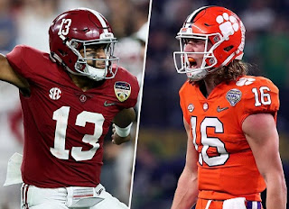Clemson, Alabama top of 2019 Preseason, SEC,Big 10 conferences dominate in College football rankings
