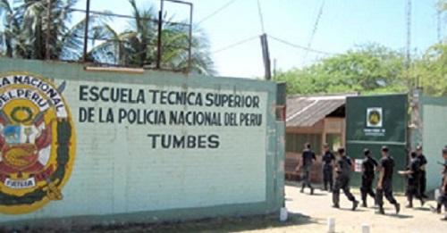 Escuela Técnico Superior PNP - ETS Tumbes