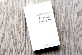 Lundi Librairie : Mer agitée à très agitée - Sophie Bassignac