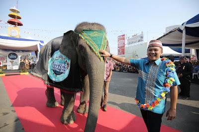 Gubernur Lampung Optimis Kunjungan Wisatawan Terus Meningkat di Tahun 2018