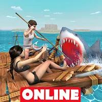 Raft Survival: Multiplayer Mod Apk