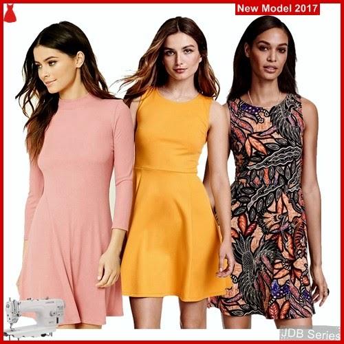 JDB026 FASHION Jersey Hmd104 Perempuan Dress