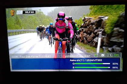 Tour Des Fjords Norway 2017 - TV2 FEED