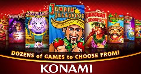 Juegos Tragamonedas Konami Gratis