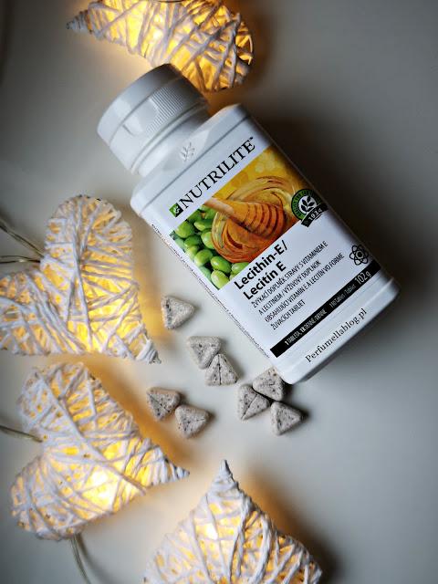 nutrilite lecytyna e jak działa