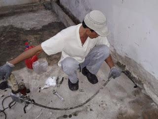 analisa harga satuan pekerjaan grouting beton