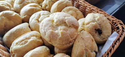 Puff Pastry dengan Vla