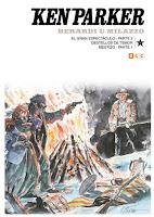 Ken Parker de Berardi Milazzo comic Western