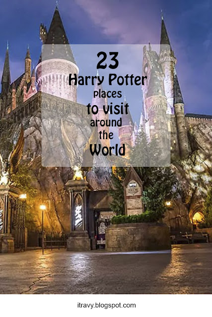 23 Places Harry Potter Places to Visit
