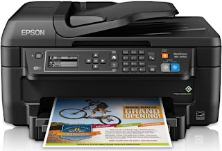 Epson WorkForce 2650 Printer Driver Download