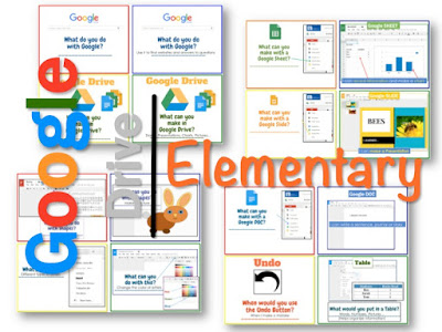 Google Drive for Elementary Students