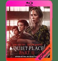 UN LUGAR EN SILENCIO: PARTE II (2021) BDREMUX 1080P MKV ESPAÑOL LATINO