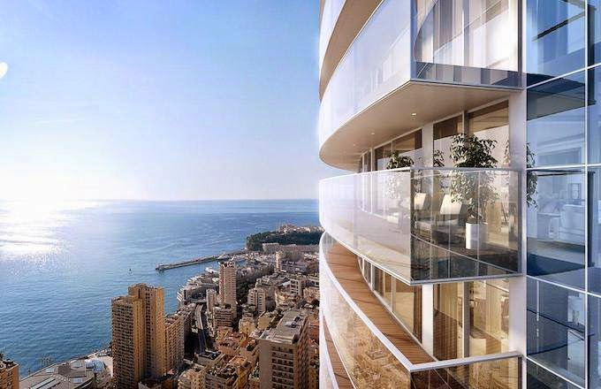 The World S Most Expensive Apartment Is Situated In Monaco By Classy Fabulous