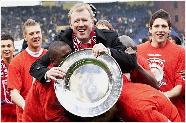 Twente 2009-10 Steve McClaren
