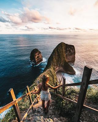 Wisata di Nusa Penida - www.radenpedia.com