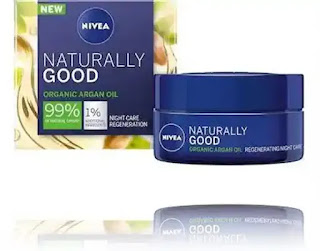 crema nivea naturally cu argan bio prospect pareri prețuri