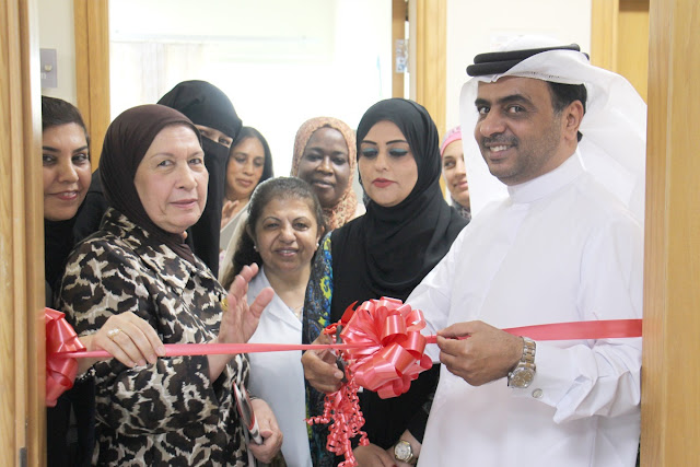 Al Baraha Hospital opens new breastfeeding clinic