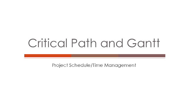 Project Schedule: Critical Path and Gantt pdf