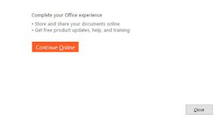 ms office installed