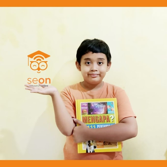 SeOn : Platform Sekolahan Online Solusi Belajar Jarak Jauh