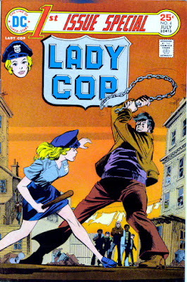 1st Issue Specia #4 - Lady Cop