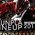 GunPla Lineup November 2018