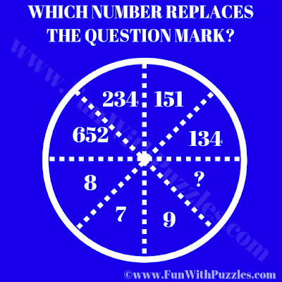 Can you find the value of the missing number in Circle?