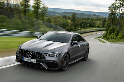 2020 Mercedes-AMG CLA45 Review, Specs, Price