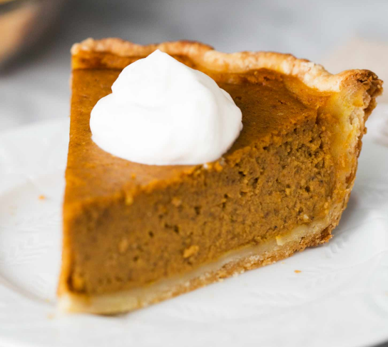 Old Fashioned Pumpkin Pie #desserts #cakes #pumpkin #easy #cookies