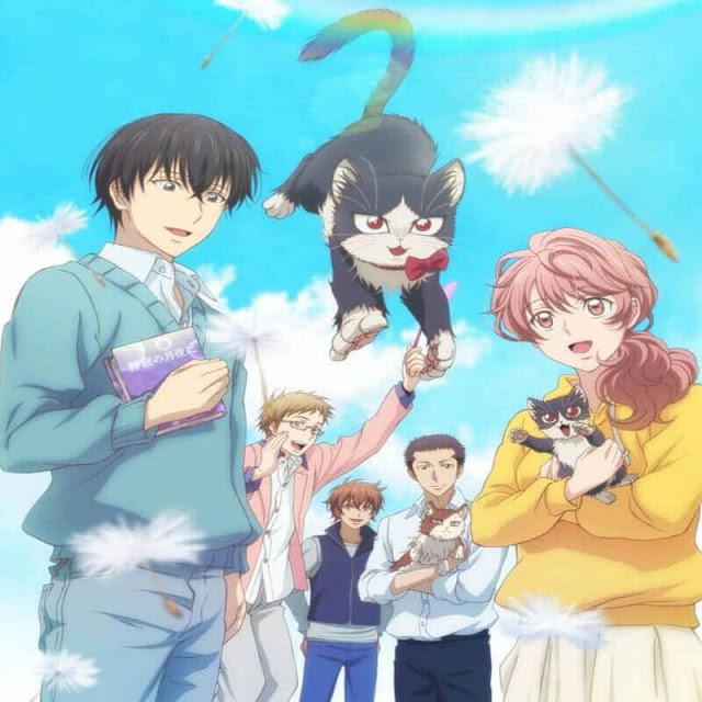 تدور أحداث قصة الأنمي حول  الروائي سوبارو ميكازوكي الذي إنعزل عن المجتمع بعد فقدانه لوالديه في حدث مؤلم و لكن حياته تتغير في يوم ما عندما يبدأ